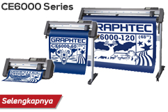 Mesin Cutting Sticker CE6000 Series New