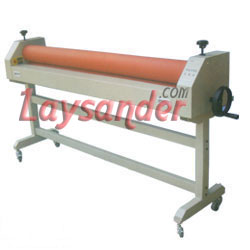 Mesin Laminating Manual